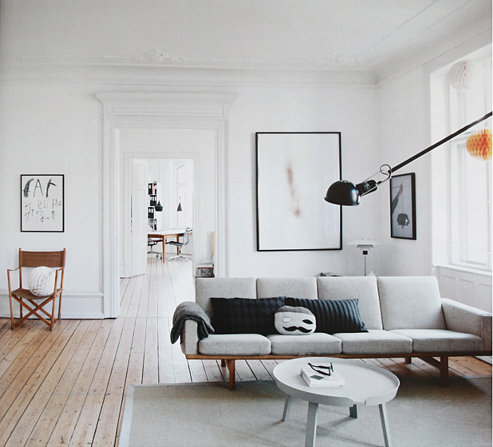 Livingroom inspo design and form for Danish design meubels