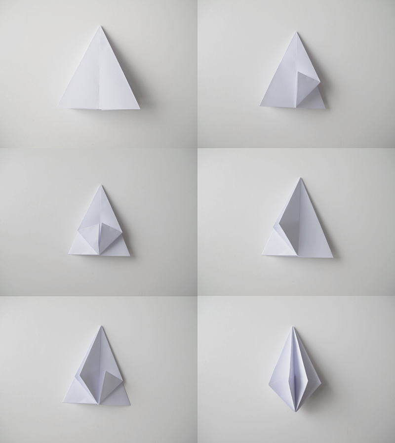 How To Make An Origami Diamond