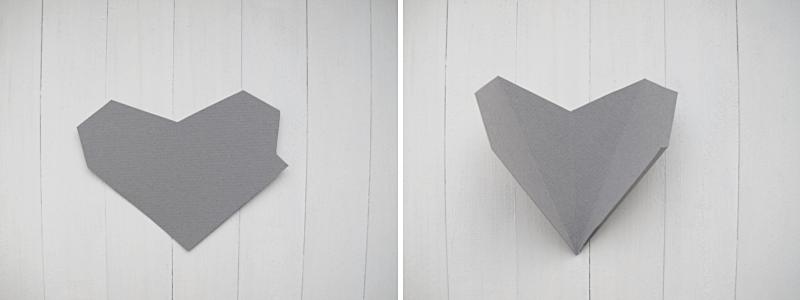DIY THREE DIMENSIONAL STAR   DESIGN AND FORM