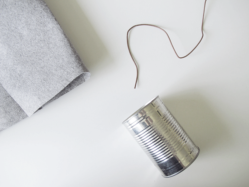 tin can makeover | designoform.com