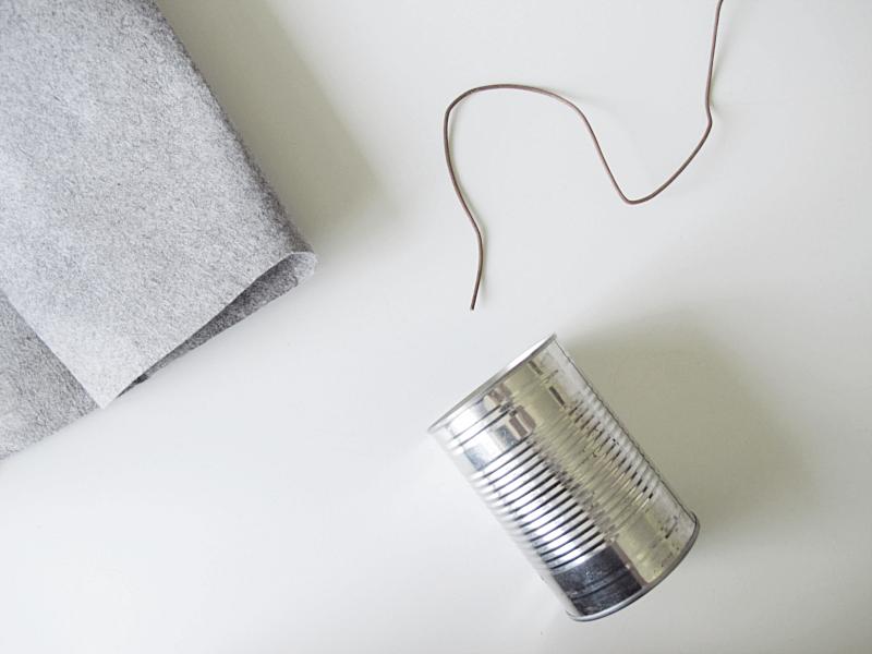 tin can makeover | designoform.com