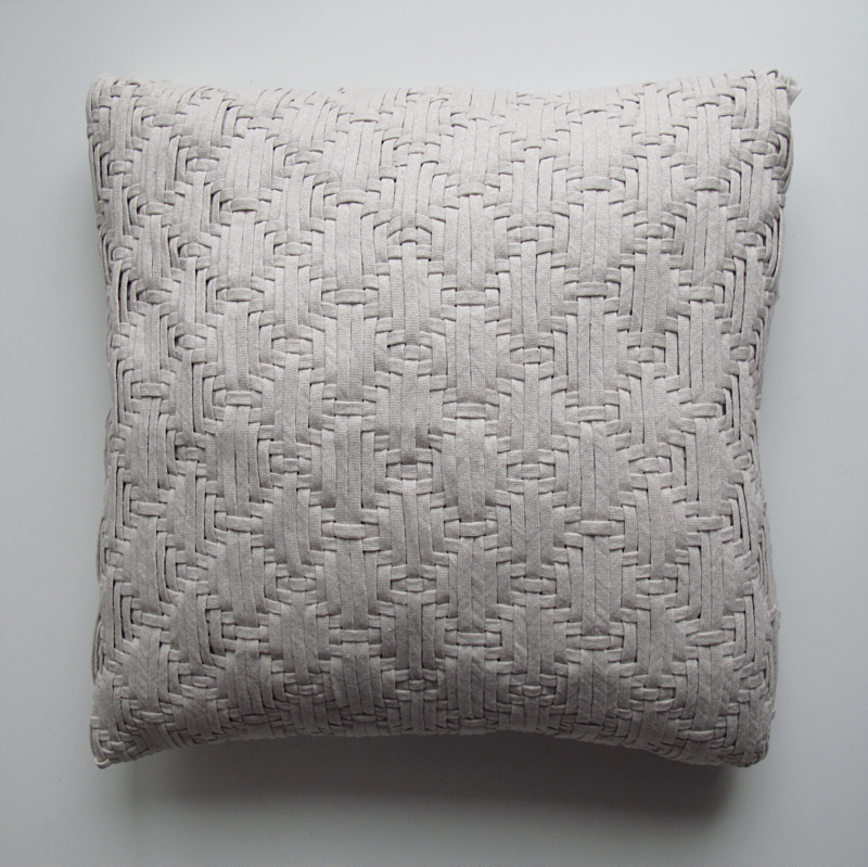 diy pillow with pattern | designoform.com