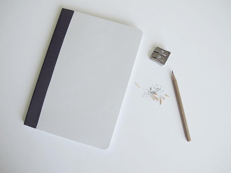 Note book makeover | designoform.com