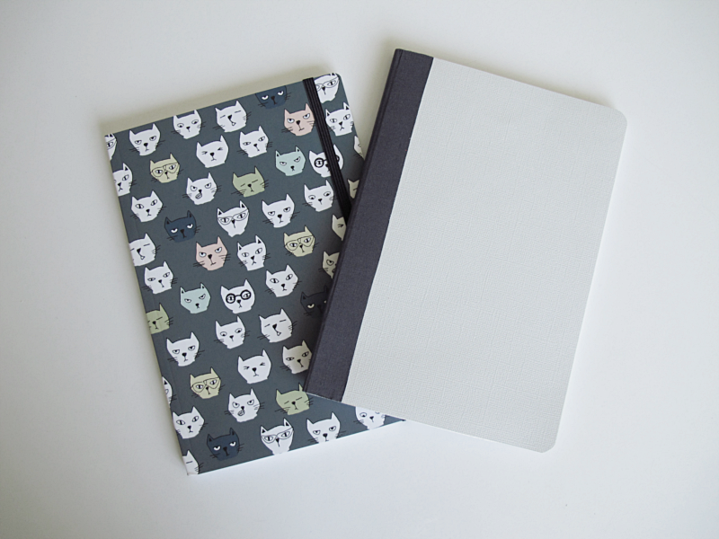 Note book makeover | designoform.com