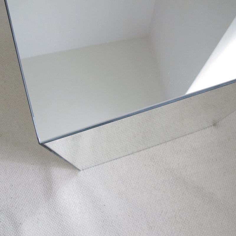 diy mirror cube
