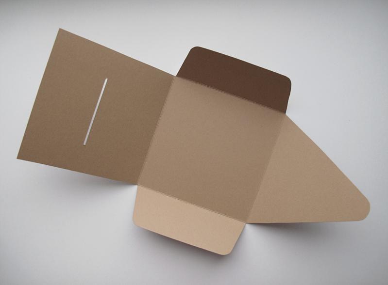 diy envelope | designoform