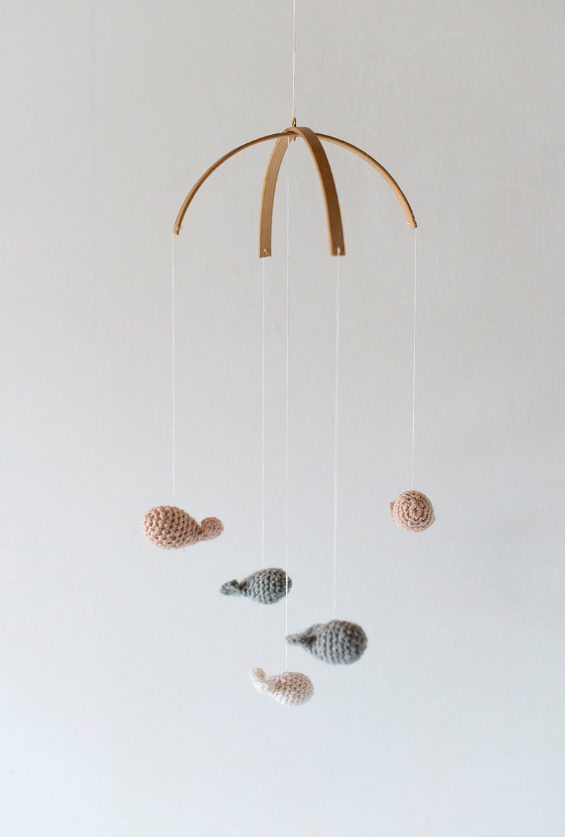 Diy Baby Mobile Design And Form