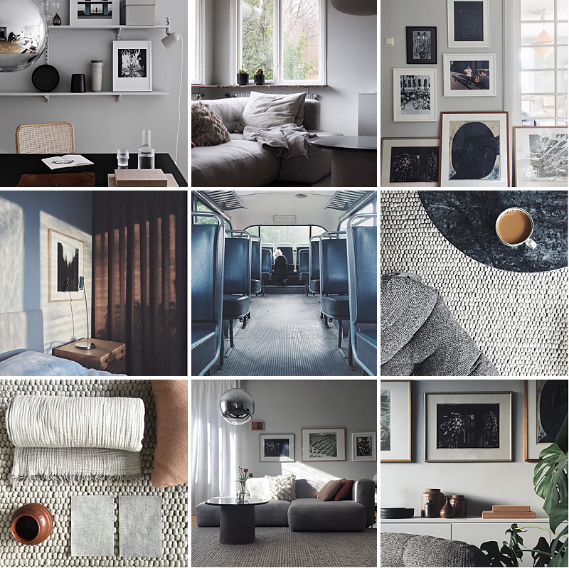 Love The Feed Of Freelance Interior Stylist Elin Odnegrd