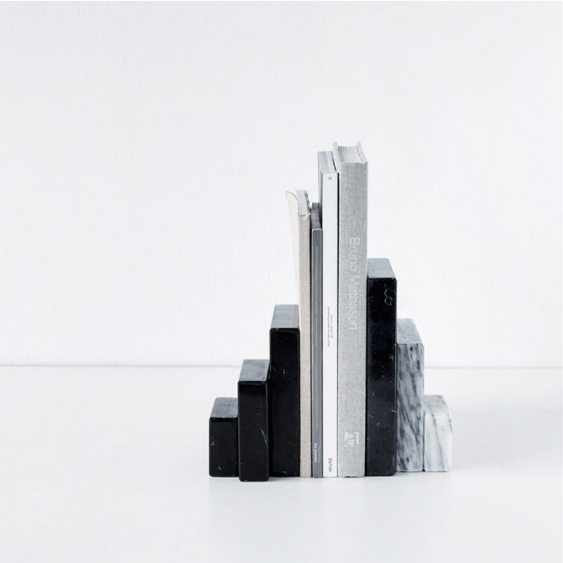 bookends via designoform